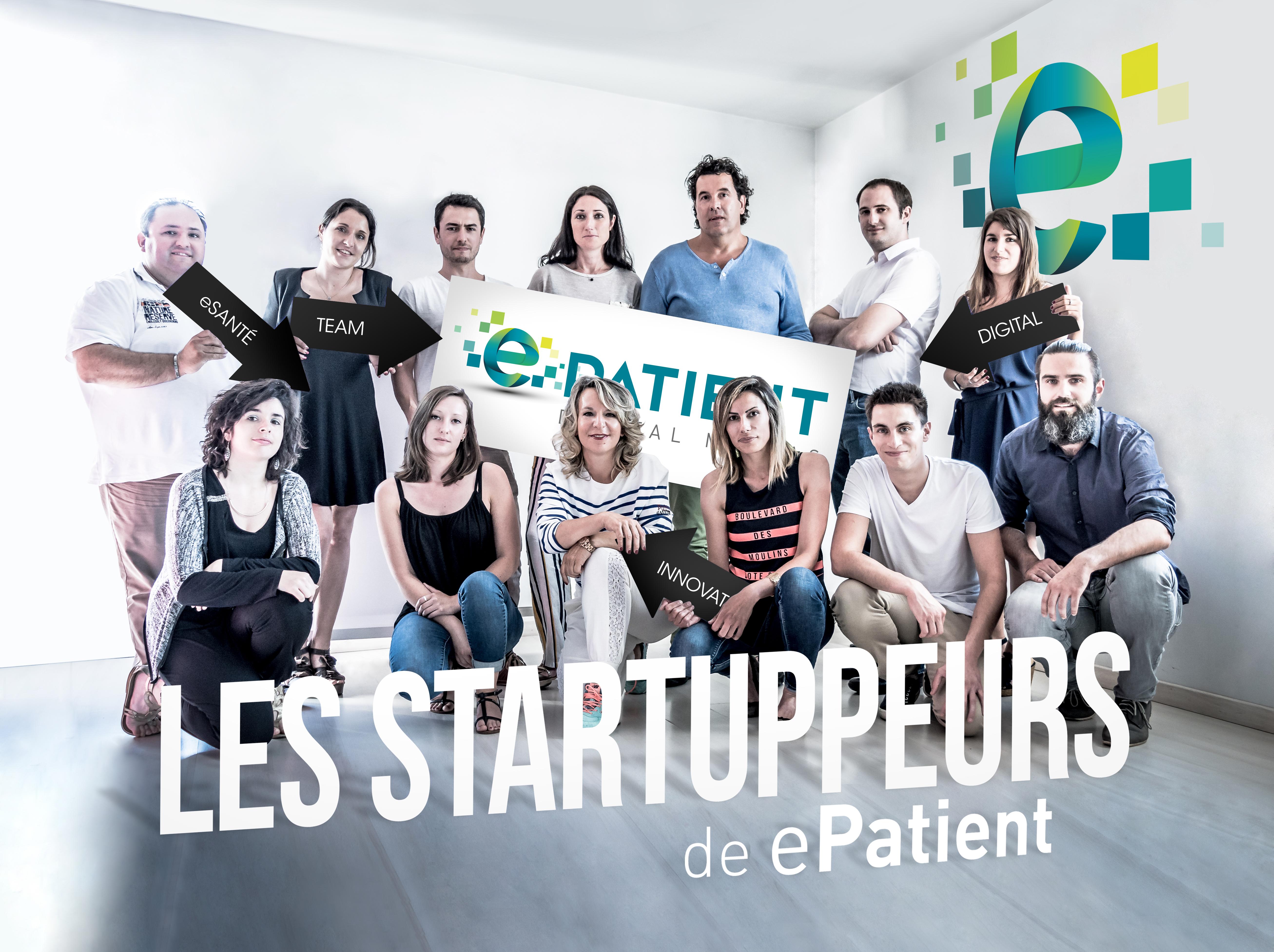 COMEVENTS - Startuppeurs Epatient